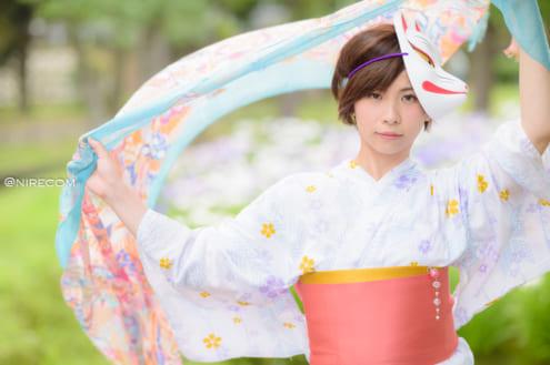 全東京写真連盟: 天女