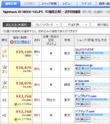 価格.com: Netgear R8500