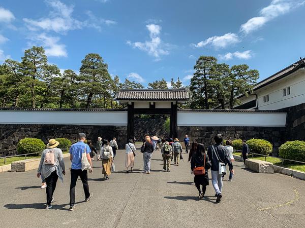 皇居: 桜田門
