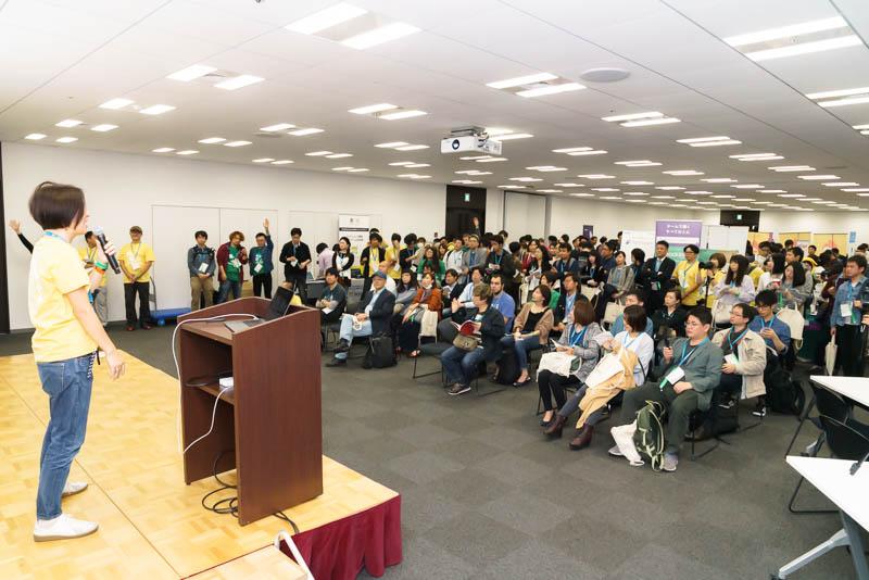 WordCamp Tokyo 2019: 開会式