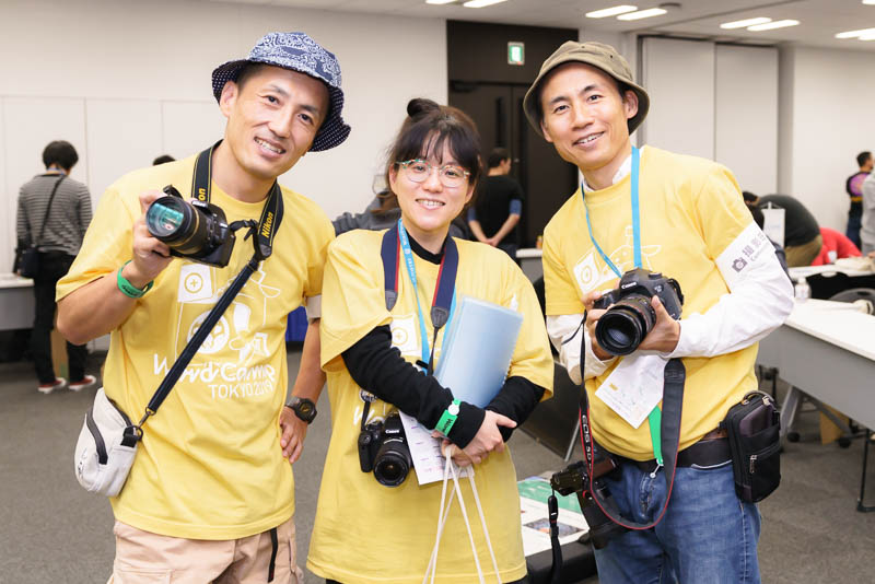 WordCamp Tokyo 2019: 企業ブースツアー隊