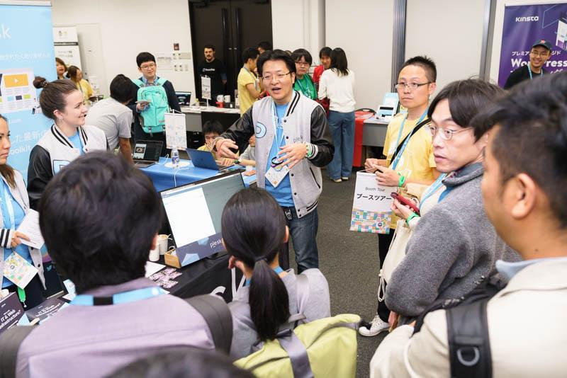 WordCamp Tokyo 2019: ツアー実施中2