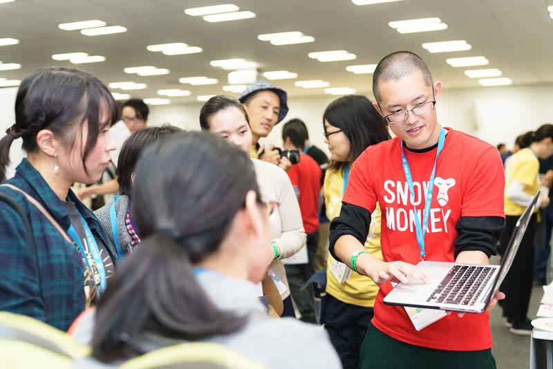 WordCamp Tokyo 2019: 企業ブース: SnowMonkey